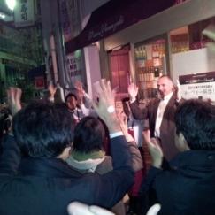 Le Japon fête le Beaujolais-Nouveau 2012