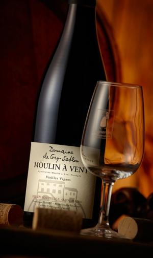 Moulin-à-ventCuvée « Vieilles Vignes »