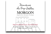 Morgon - Cuvée « Tradition »