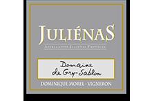 Juliénas - Cuvée « La petite Cabane » Haute Valeur Environnementale  Médaille d'Or Grands Vins du Beaujolais