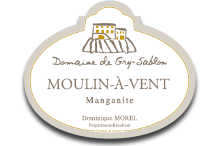 Moulin-à-vent - Cuvée « Manganite »