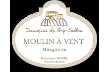 Moulin-à-vent - Cuvée « Manganite »Haute Valeur Environnementale