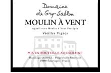 Moulin-à-vent - Cuvée « Vieilles Vignes » Haute Valeur Environnementale