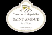 Saint-amour - Cuvée « Les Tines »Haute Valeur Environnementale