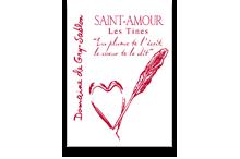 Saint-amour - Cuvée « Les Tines »Haute Valeur Environnementale Médaille d'Or Grands Vins du Beaujolais