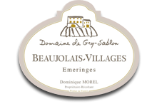 Beaujolais-Villages - Cuvée « Emeringes »