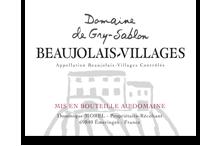 Beaujolais-Villages - Cuvée « Emeringes » Haute Valeur Environnementale