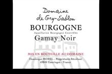 Bourgogne Gamay Noir - Haute Valeur Environnementale
