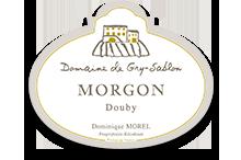 Morgon - Cuvée « Douby » Haute Valeur Environnementale Or Grands Vins du Beaujolais